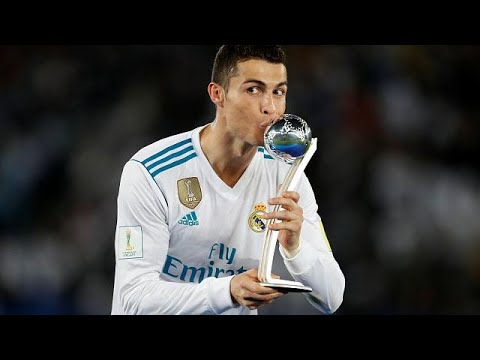 Ronaldo free kick gives Real another world title