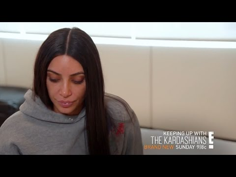Kim Kardashian Deals With AFTERMATH Of Robbery In New KUWTK Promo & Still Struggles Mp3