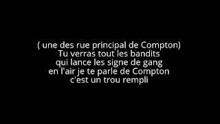 Genocide Dr. Dre Compton Traduction en français