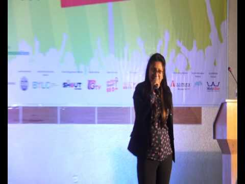 Abanti Sithi at Robi Bangladesh YouthFest 2017 Powered by Sailor - Chittagong Round