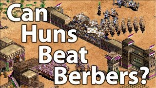 Huns vs Berbers 1v1... Impossible or Possible?
