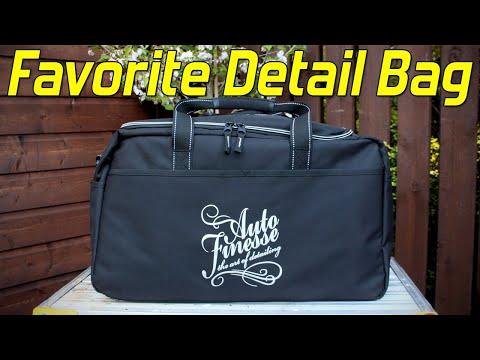 My Favorite Detailing Bag - Auto Finesse Crew Bag