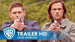 SUPERNATURAL Staffel 11 - Trailer Deutsch HD German (2017)