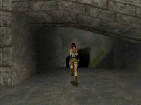The Original Tomb Raider Gameplay Youtube