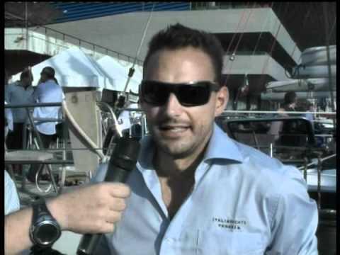 Matteo Polli, project manager di Italia Yachts
