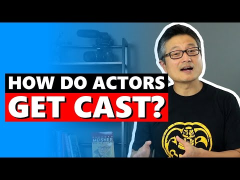 How The Casting Process Works | How to Get Cast in a Movie or Show