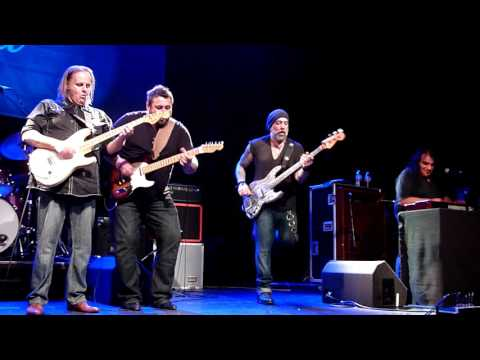 Walter Trout with Alan Nimmo - The Thrill Is Gone, Glasgow 2017.