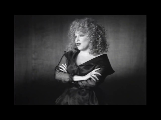 Bette Midler - Wind Beneath My Wings (Official Music Video)