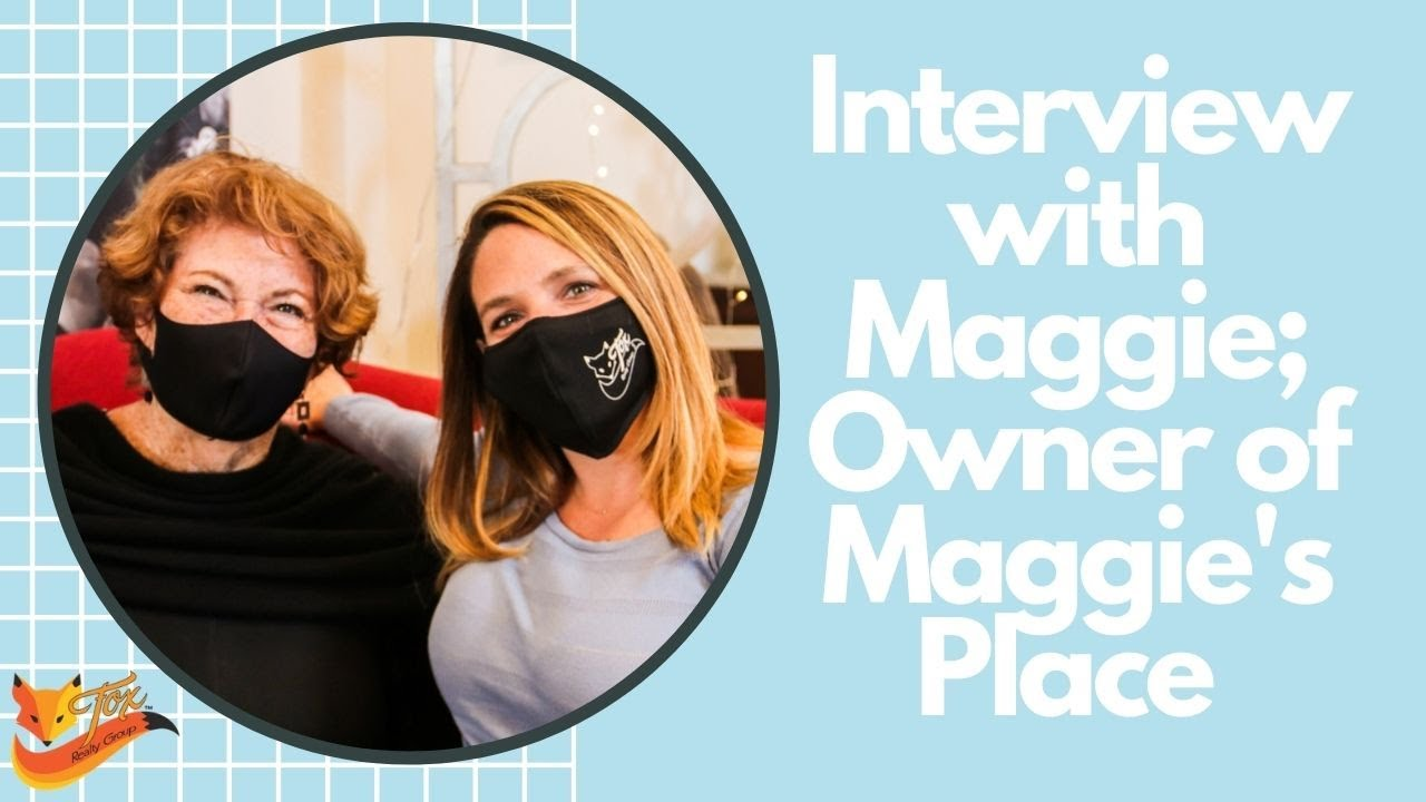 Interview with Maggie; Owner of Maggie's Place in Santa Cruz