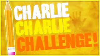 "Charlie Charlie Challenge! - (SCARY CHALLENGE!) ""Charlie Charlie Can We Play?!"" (GONE WRONG)"