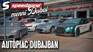 Autópiac Dubajban (Speedzone menni Dubaj S05E11)