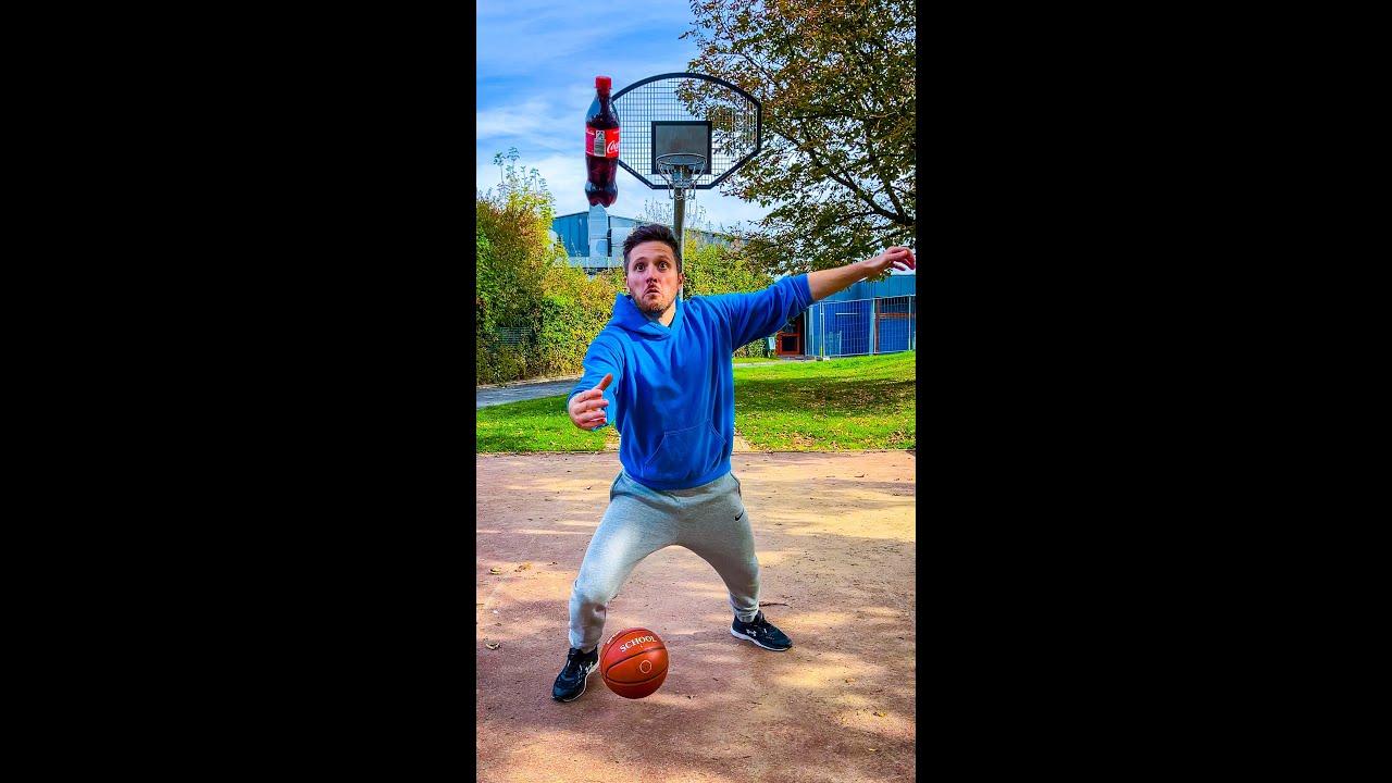 Beste Basketball Bottleflip Challenge Der Welt!!!