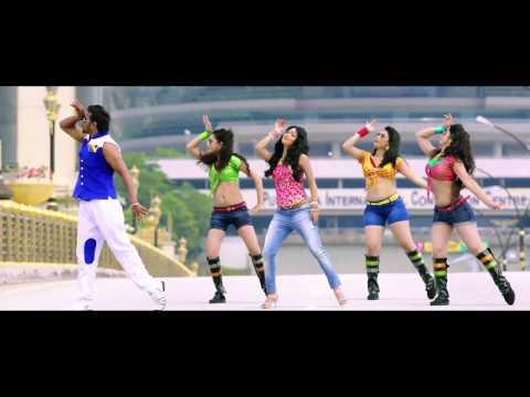 Bahaddur   Aaramagiri Sublakshmi Kannada HD Video Song   Druva Sarja  Radhika Pandit hd7201