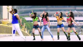 Bahaddur   Aaramagiri Sublakshmi Kannada HD Video Song   Druva Sarja  Radhika Pandit hd7201