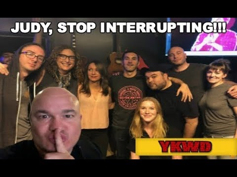 YKWD 203  JUDY, STOP INTERRUPTING! JOE LIST, MARK NORMAND, JUDY GOLD, RACHEL FEINSTEIN