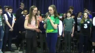 Seachtain na Gaeilge Concert 2017