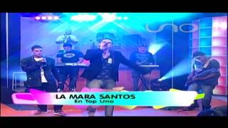 01 LA MARA SANTOS - RED UNO DE BOLIVIA TOP UNO