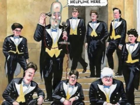 Democracy? UK Bullingdon Club Oligarchy with Nick Mutch
