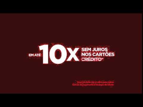 Promoção 10x no cartão de crédito! - YouTube 0d4db01310