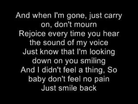 Eminem When Im Gone Lyrics Youtube