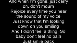 Repeat youtube video Eminem - When I'm Gone + Lyrics