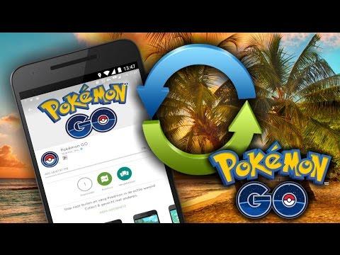 Testando a Nova Atualização 0.59.2 Pokémon GO! LIVE!