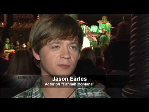 Jason Earles - Hannah Montana - Celebrity Interview