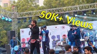#Maninderbuttar Maninder Buttar Live Performance    Sakhiyaan Live    DCAC    Delhi University    01
