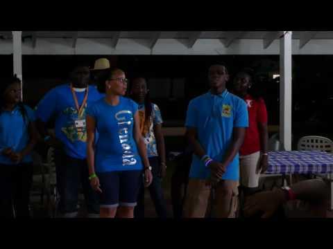 PYG III Grenada - Culture Presentation (The Bahamas)
