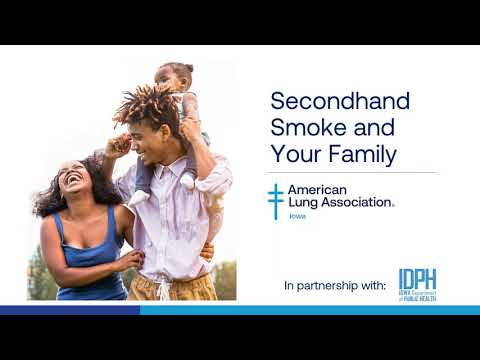 Secondhand Smoke and Your Family