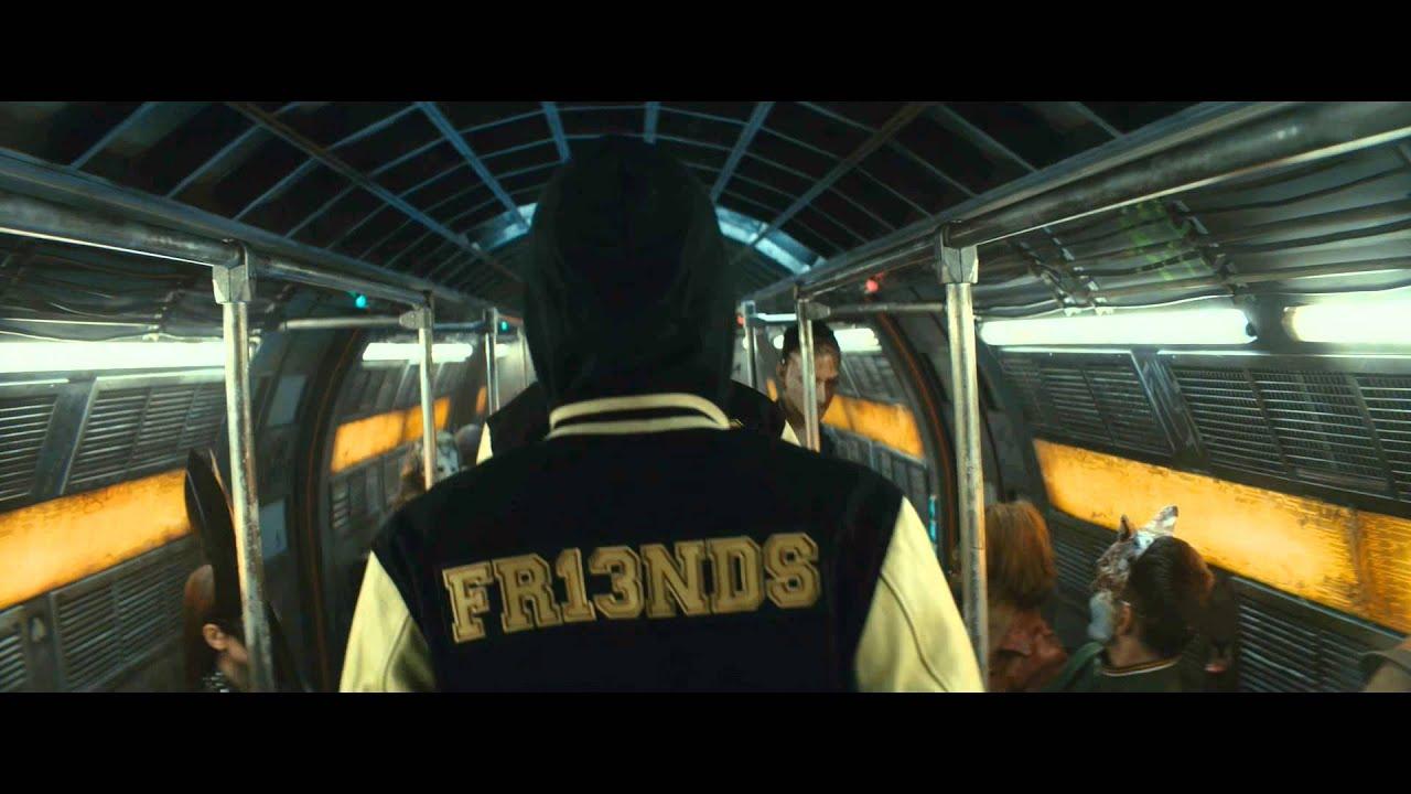 Trailer zum Hacker-Film