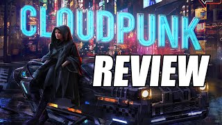 Cloudpunk Review - The Final Verdict (Video Game Video Review)