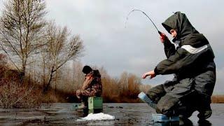НАШЛИ ТРУП подо льдом! СЪЕЗДИЛИ В АСТРАХАНЬ НА РЫБАЛКУ. Зимняя рыбалка 2021.