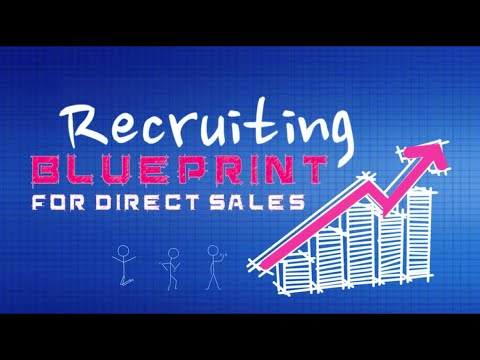 BluePrint for Recruiting in Direct Sales - How to Recruit for Life!