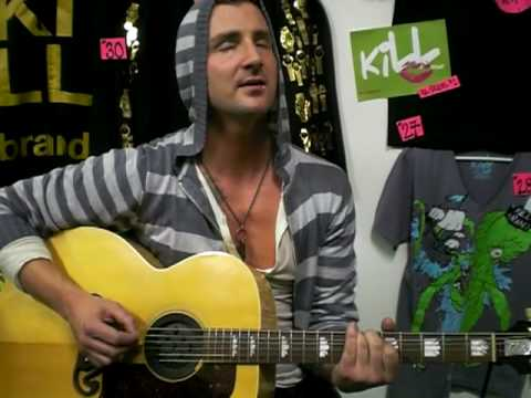 Your Call by John Vesely of Secondhand Serenade