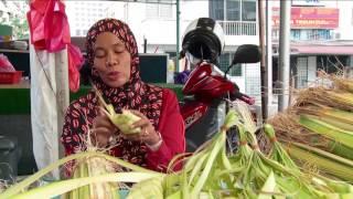 هذا الصباح- صناعة كعك العيد في ماليزيا