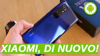 XIAOMI MI NOTE 10 LITE: Xiaomi l'ha fatto di nuovo! | RECENSIONE