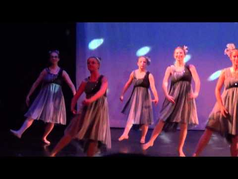 Holly's Ballet Dance-Space-DancElectric 2012 Show