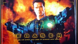 Eraser (1996) Movie Review - Very Fun Arnold Flick