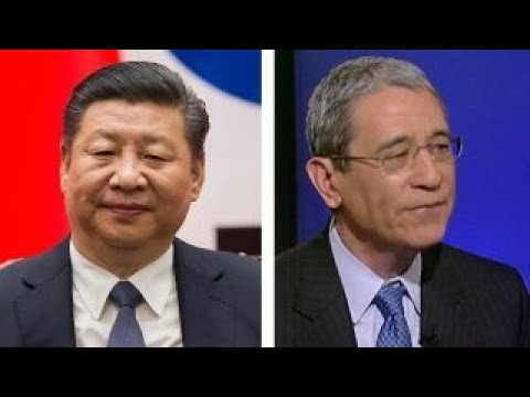 Gordon Chang on China's treatment of North Korea sanctions