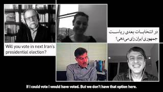 NIAC: 12 Iranians. 12 Opinions. 1 Stance. Ft. Maz Jobrani, Reza Aslan and more...