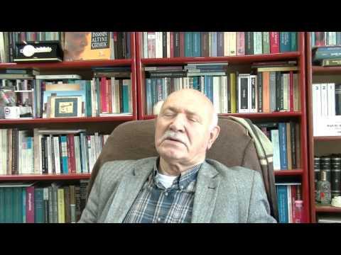 HOCASI PROF. DR. SÜLEYMAN ULUDAĞ, PROF. DR. MUSTAFA KARA'YI ANLATIYOR