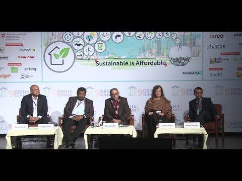9th GRIHA Summit 2017: Plenary Session 1 – Cost of Sustainability