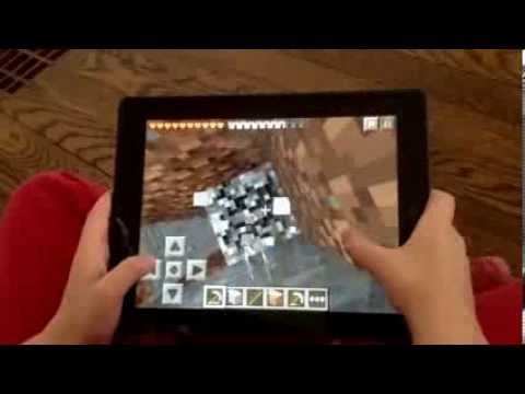 How To Find And Mine Redstone In Minecraft PE