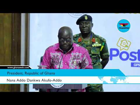 Digital Address System: Every property in Ghana will have address – Akufo Addo