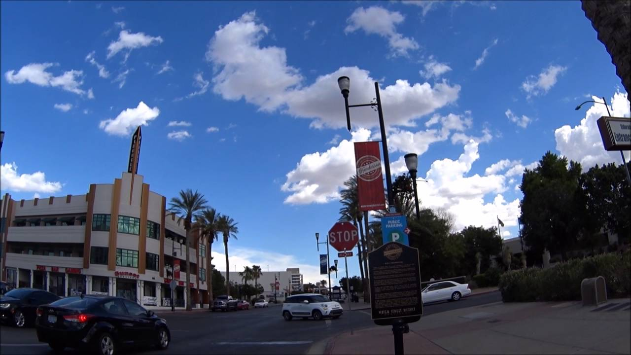 City Of Henderson Nv >> Historic Water Street in Downtown Henderson, NV. - YouTube