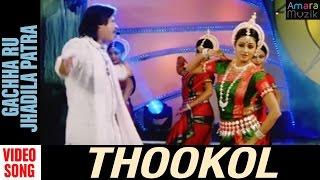 Thookol Odia Movie || Gachha Ru Jhadila Patra | Video Song | Babushan, Archita
