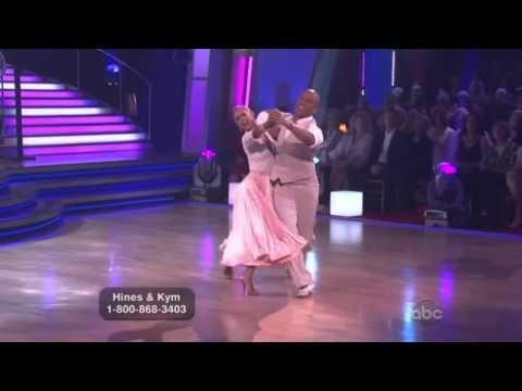 Hines Ward & Kym Johnson  Dancing with the Stars Foxtrot