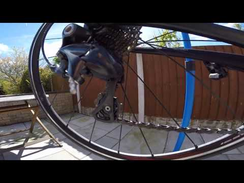 How to clean your bike chain? Ribble Cycles Chain Cleaner.
