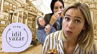 Hayatımda İlk Kez ŞIRDAN Yiyorum | VLOG | Yemek Videoları